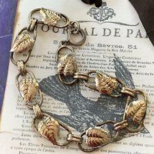 Art Deco Gold Filled Bracelet