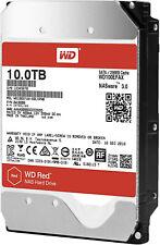 Western Digital RED 10TB WD100EFAX RAID Intern SATA3 Festplatte 256MB Cache Bulk