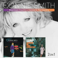 Connie Smith : Downtown Country/Connie in the Country CD (2015) ***NEW***