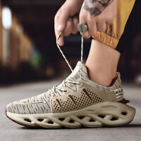 Men's Athletic Sneakers Outdoor Sports Running Casual Breathable Walking Shoes