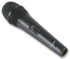 Micrófono dinámico vocal de mano de metal de pulso cable de banda de Discoteca DJ Karaoke Inc