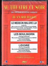 DVD Le medecin malgre lui - Les boulingrin - Lidoire (neuf)