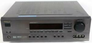 Onkyo TX-SR501 65w/Channel AM/FM Home Theater Stereo Receiver