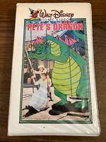 Pete's Dragon VHS VCR Movie Vintage Walt Disney Used Clamshell