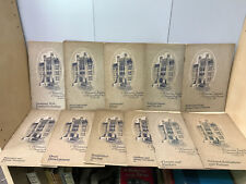 Collection of Womens Institute of Domestic Arts & Sciences 1916 & 1923 Paperback