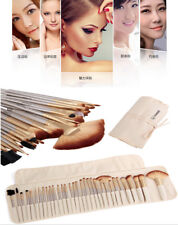 VANDER Fashion 32tlg Champagne Beauty Make up Brushes Cosmetic Soft Pinsel Set