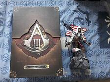 [Xbox 360]Assassin Creed 3 Freedom Edition avec figurine/statue