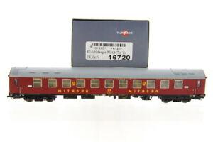 TT Tillig 16720 DR Reisezugwagen Mitropa Schlafwagen Personenwagen coach+OVP/J48