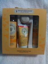 Burt's Bees Baby Bee Sweet Memories Keepsake Photo Box Gift Set exp May 2021