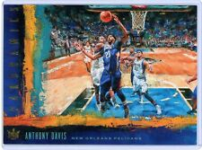 2017-18 Panini Court Kings Box Topper Panoramics Anthony Davis Pelicans