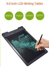 "Smart 5"" Electronic Digital Handwriting Tablet Drawing Pad Board Sketchpad +Pen"