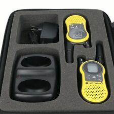 Hard Case for Motorola MH230R 23-Mile Range 22-Channel FRS/GMRS Two-Way Radio