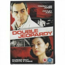 Double Jeopardy With Tommy Lee Jones DVD Region 2 5014437803832