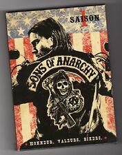 SONS OF ANARCHY  ¤¤  SAISON 1 COMPLETE  ¤¤  4 DVD  ¤¤  LIVRAISON AVEC SUIVI  ¤¤