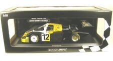 Minichamps 1/18 Diecast 155 846612 Porsche 956k Schornstein Bad Aachen Monza '84