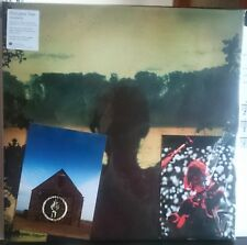 "PORCUPINE TREE ""Deadwing"" 2 x LP CLEAR VINYL 180 Gr. NEW & SEALED! + 2 postcards"