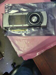 Dell 0CRVMW GeForce GTX 770 3gb 384-bit Gddr5 PCI Express 3.0 SLI Vid USA SELLER