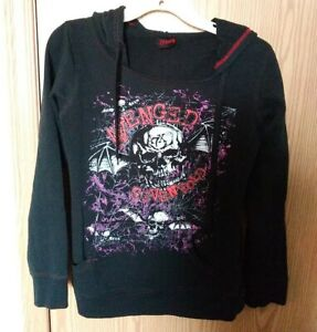 Juniors Small Avenged Sevenfold Pullover Hoodie