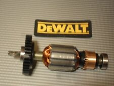 Dewalt/Black&Decker Screw Gun Motor Armature 382299-00SV, DW272 DW274 G4063