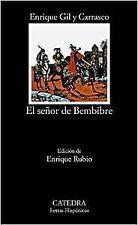 El señor de Bembibre. NUEVO. Nacional URGENTE/Internac. económico. LITERATURA CL