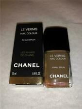 Chanel Le Vernis Nail Colour Khaki Brun new in box