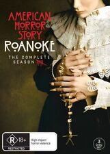 American Horror Story : Season 6 - ROANOKE : NEW DVD