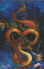 Dragon 3D Picture - Posters Lenticular Art picture print Wall Decor two changes
