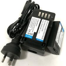 Charger +2x Battery for Pentax D-LI109 D-BC109 K-S1 K-S2 K500 K-500 K-30 K30 K70