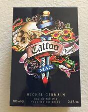 Michel Germain Tattoo Jungle Man 3.4 oz Eau de Toilette Perfume Hombre Fragancia