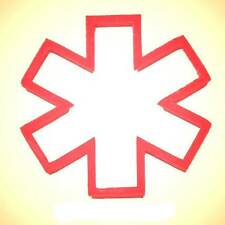 Star Of Life Cookie Cutter 3.5 in PC0200 - By CookieCutter.Com - USA Made