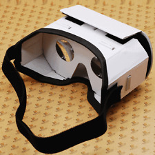 3D Brille Google VR Virtual Reality Glasses Cardboard Game Movie for Smart Phone