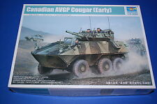 Trumpeter 01501 - Canadian AVGP Cougar (Early)   scala 1/35