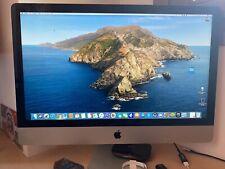"Apple iMac 27"" Late 2012 i5 quad core 3,2 GHz 500 gb SSD GTX 675MX 1 GB"