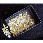 10 Carats Yellow Slices Rough Raw Chips Raw Uncut Diamond 2mm To 5mm Gs40