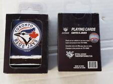 Toronto Blue Jays MLB Baseball Plastic Coated Playing Cards