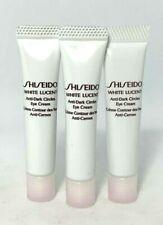 Lot/3 Shiseido White Lucent Anti-Dark Circles ~ .17 oz ~