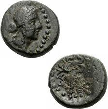 400-300 Bc Kerzenform Ancient Greek Coins: Ancient Troas Birytis