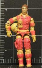 G.I. Joe Cobra vintage army Soldier toy figure parts 1:18 scale Blowtorch helmet