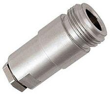 Tipo N Jack / Socket Para Rg58 Cable (Vhf Conector)