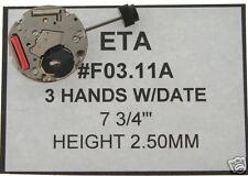 ETA F03.11A Movimento Quarzo Nuovo