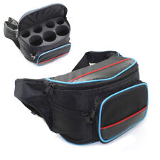 Telescope Eyepiece Holder Carrying Waist Bag Case Nylon Surface Sponge Inside