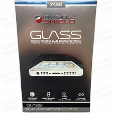 ZAGG Invisible Shield GLASS for the iPhone 5/5s/5c