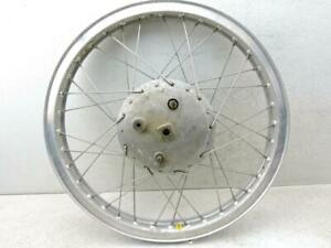 21 Inch Akront Alloy Rim Stainless Spokes Front Wheel Ossa Stiletto Pioneer? 37