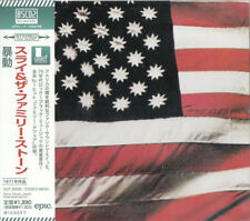 SLY & THE FAMILY STONE, THERE'S A RIOT GOING'ON, JAPAN BLUE-SPEC CD2 ED (SEALED)