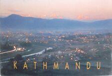 Kathmandu Postcard Nepal