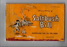 SALTBUSH BILL 'ANNUAL'  168 PGS H/COVER  VG  CONDITION 1952 ORIGINAL AUST COMIC