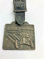 ADAMS ROAD GRADER MACHINERY WATCH FOB FROM NEBRASKA TRACTOR & EQUIPMENT
