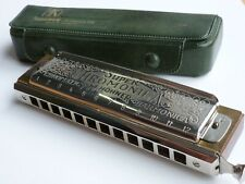 M. Hohner Super Chromonica of a decent age, in excellent condition.