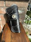 """Handmade In Canada - """"Outlaw Cowboy"""" Brogue Revolver Holster for Most Revolvers"""
