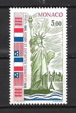 Monaco 1986 Yvert n°1535 neuf ** 1er choix